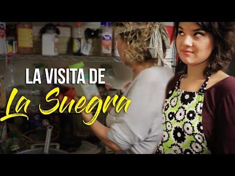 Visita De La Suegra - El Charro y La Mayrita (Vlog)