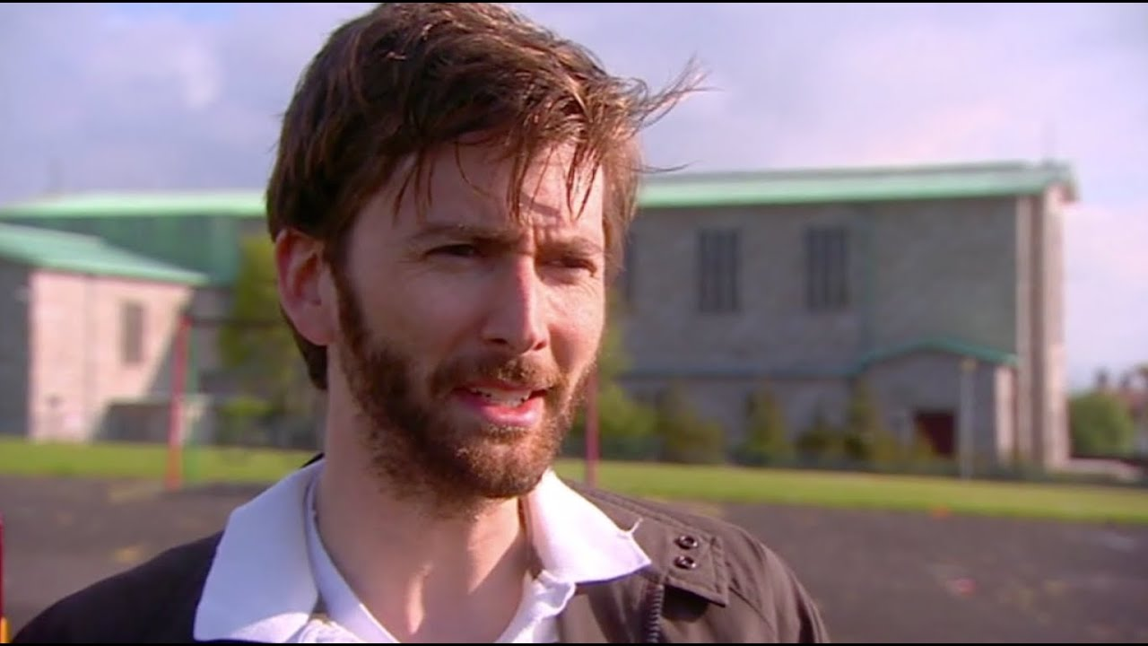 David Tennant Meets Jim Roddy - Who Do You Think You Are ...