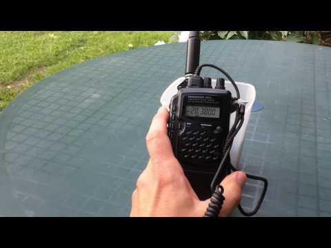 Sporadic E Skip On 10 Meter Hand Held Radio - Get On The Air!