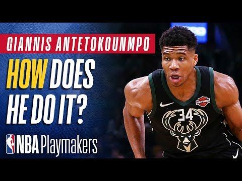 The Secret to Giannis Antetokounmpo's Slashing Ability