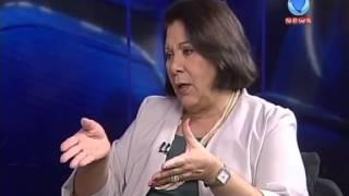 Entrevista Record - 16/07/2012: Eliana Calmon fala sobre combate a corrupção na Justiça