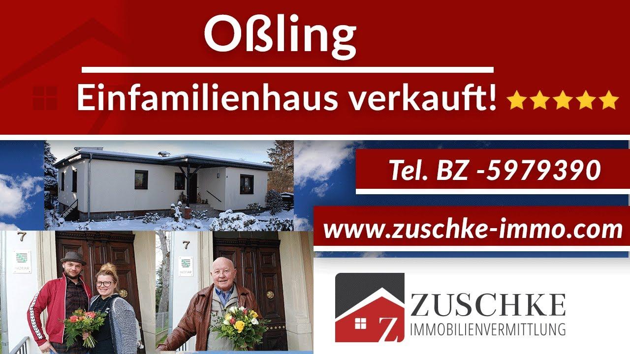 """Reibungslos"" verkauft ! Einfamilienhaus in Oßling"