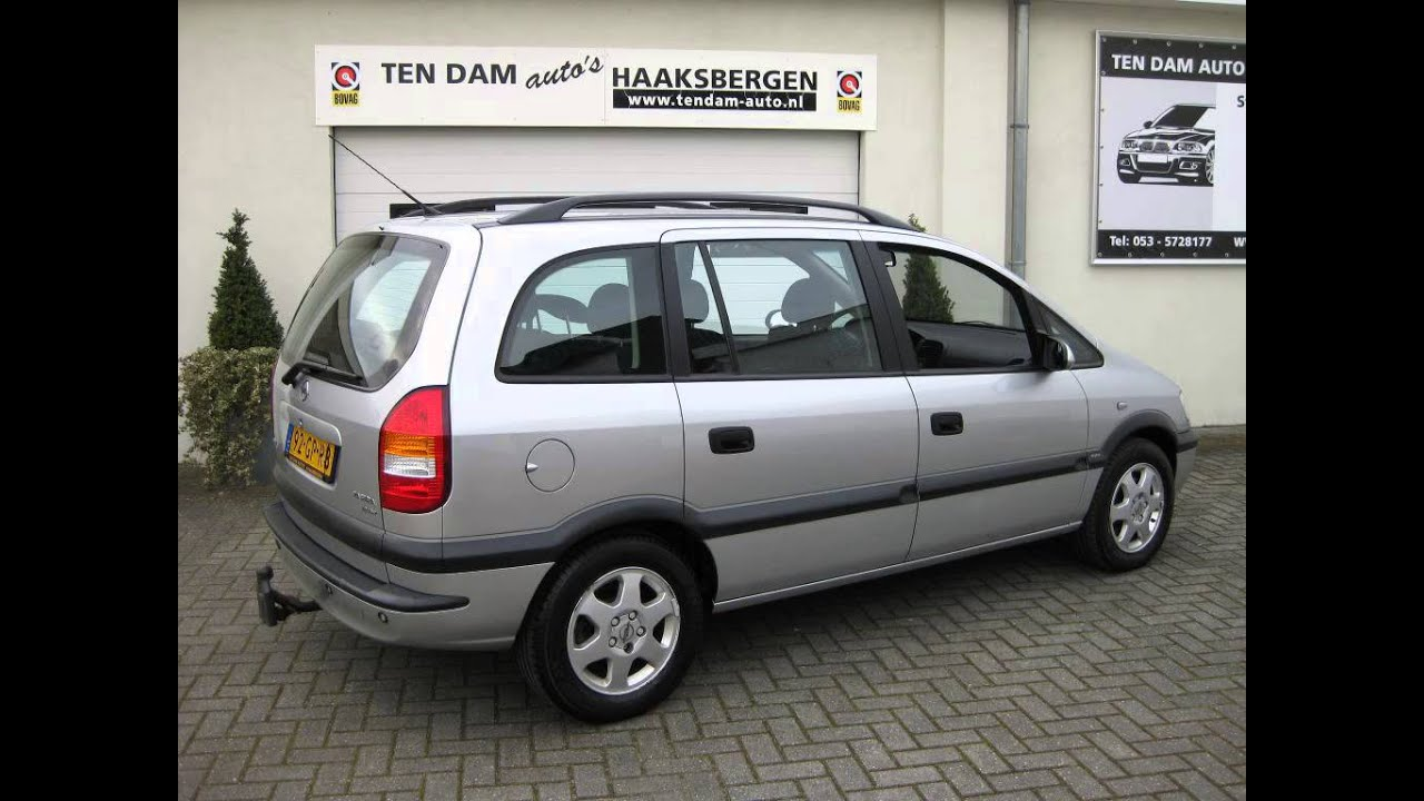 opel zafira airco pdc 2001 ten dam auto 39 s haaksbergen bovag autobedrijf youtube. Black Bedroom Furniture Sets. Home Design Ideas