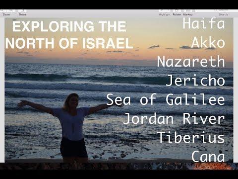 Exploring the North | Israel Study Abroad Vlog