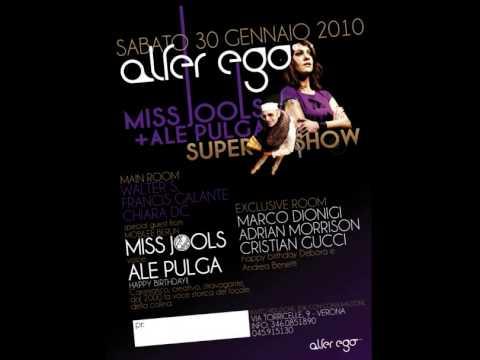 2010.01.30 - Francis Galante - Walter S - Miss Jools - Chiara DC @ AlterEgo Club