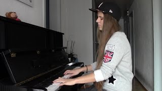 Shaggy - Habibi (I Need Your Love) ft. Mohombi Faydee Costi (Piano Cover)