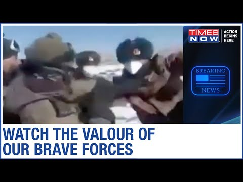 India-China clash: Unverified video on social media shows the Indian army fighting Chinese forces