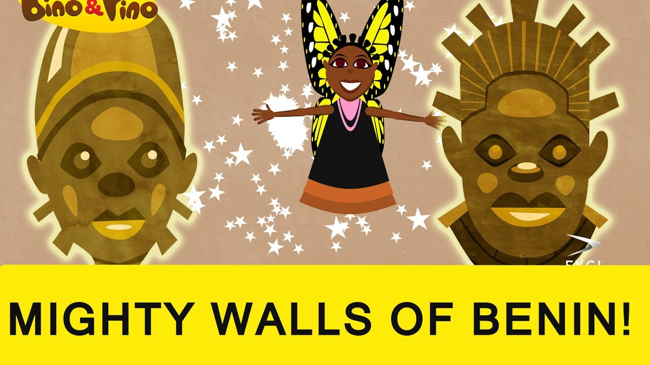 African History For Children : Have You Heard of The Mighty Walls Of ...