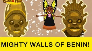 African History For Children : Have You Heard of The Mighty Walls Of Benin ?