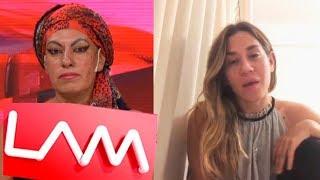 Los ángeles de la mañana - Programa 14/02/20 - Sonia Sánchez le respondió a Jimena Barón