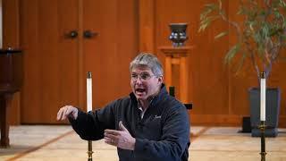 Tuesday Night Bible Study - Mike Dunlap 3-16-21