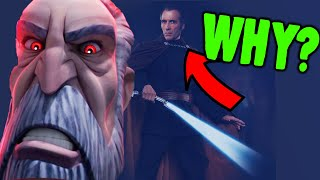 Why was Dooku so Different? | Star Wars Explained