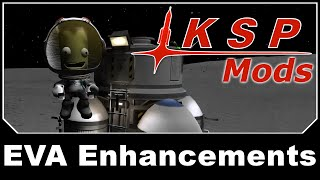 KSP Mods - EVA Enhancements