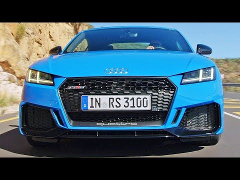 2020 AUDI TT RS – Even More Dynamic Look