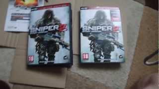 Sniper Ghost Warrior 2 Limitowana Edycja [PC] - Unboxing PL (2 Dodatki do Trybu MultiPlayer)