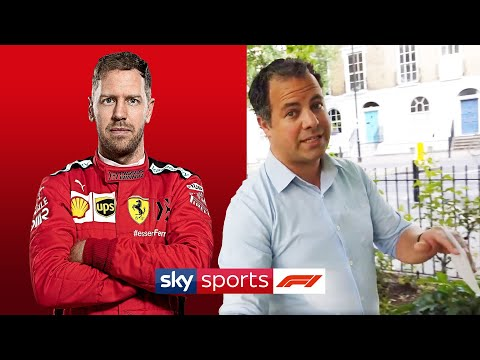 Ted Kravitz's theory on where Sebastian Vettel could end up next!   The Notebook