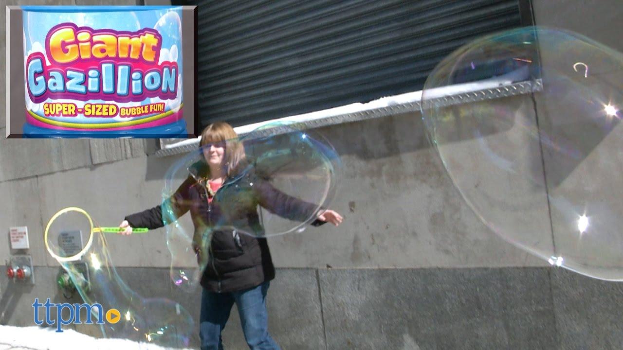 Bubble Maker Wand  Super Fubbles Outdoor Giant