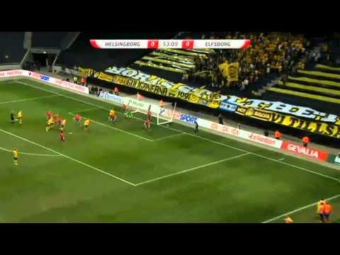 Svenska Cup finalen 2014 IF Elfsborg - Helsingborgs IF 1-0 (höjdpunkter)