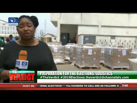 INEC Says Result Sheets, Ballot Papers For All 14 Fed Constituencies In Ibadan Delivered - Bukola