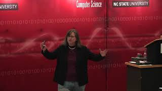 Stacy Joines - Practical AI: Experiences on the New Frontier (2/27/2018)