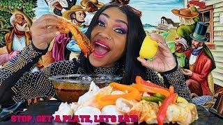 Deshelled Seafood Boil