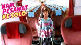 Pixel Naik Pesawat Liburan ke Solo Jogja Wonogiri Klaten ✈️