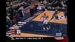 Martin, Kidd, Jefferson: Dunk Show vs. New York Knicks