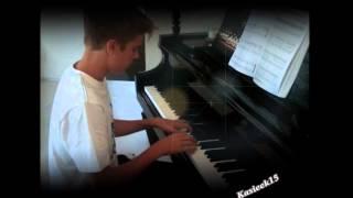 Justin Bieber - As Long As You Love Me ! ( PIANO )