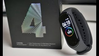 Xiaomi Mi Band 4 Fitness Tracker - AMOLED - GLOBAL - Under £40 - Any Good?