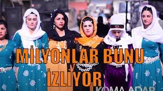 Viranşehir Düğünleri  KALKAN AİLESİ Muhteşem  Koma Adar / FOTO EYMEN