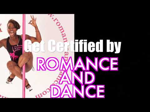 Pole Instructor Certification... want to become a instructor? Get certified by Romance and Dance!