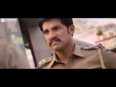 Rowdy Hero dialogue (in Marathi) Mari