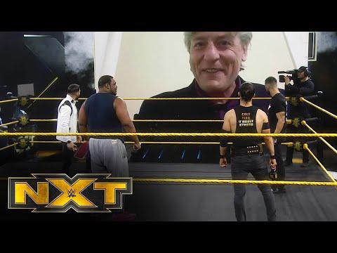William Regal's massive announcement: WWE NXT, June 17, 2020