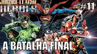 Justice League Heroes - PS2, Xbox, PSP - ep. 11 - O FINAL