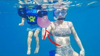 Swarmed By Jellyfish In Fiji!