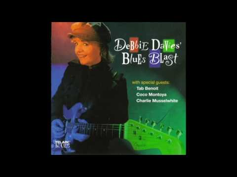Debbie Davies - Blues Blast