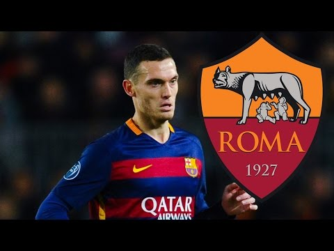 Thomas Vermaelen 2016 - Welcome to AS Roma | Defensive Skills & Goals HD