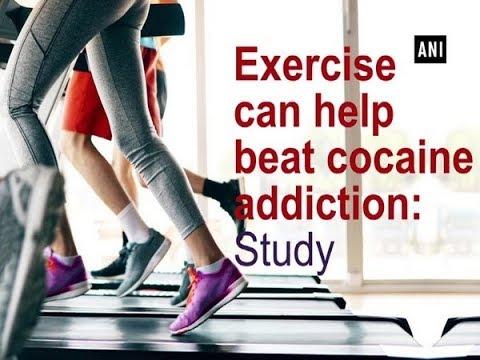 Exercise can help beat cocaine addiction: Study