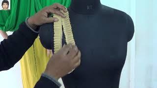 fashion designing like drape techniques prasanta kar