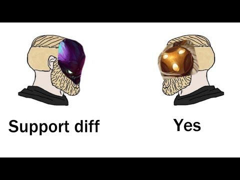 I just witnessed the greatest support ever