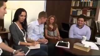 """Кристина Бережнева, дизайнер женской одежды, на Реалити-шоу """"Как заработать первый миллион"""". БМ"""