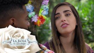 René teme que Azucena lo rechace   Con ojos de amor   La Rosa de Guadalupe