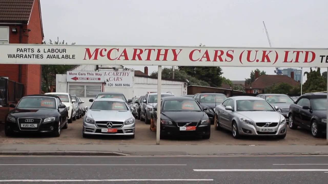 Used Car Dealer Croydon London Mccarthy Cars