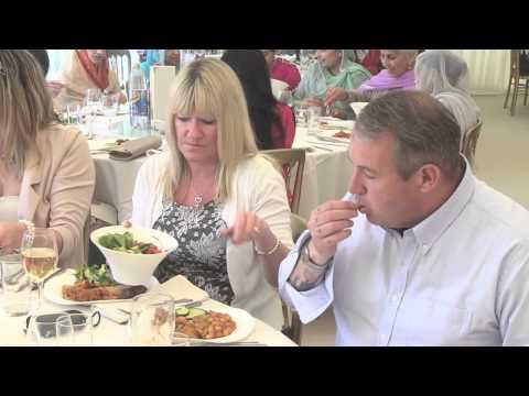 UK 8.  Sandeep's Luncheon at Cobham