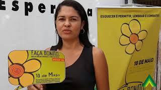 18 de maio: Campanha de combate a exploraçã sexual de crianças e adolescentes