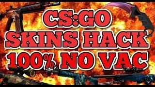 CSGO - SKINS AND RANK HACK [NO VAC-BAN] [FREE SKINS] [100% WORKING 2017]
