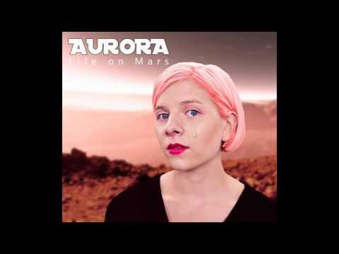 Aurora Life on Mars Artwork