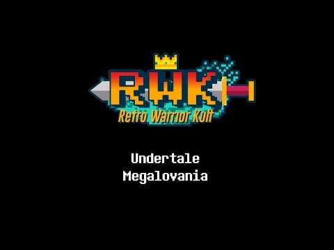 Megalovania - RetroWarriorKult