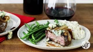 How to Make Smothered Filet Mignon | Dinner Recipes | Allrecipes.com