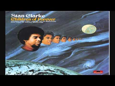 Stanley Clarke ‎– Children Of Forever LP 1973